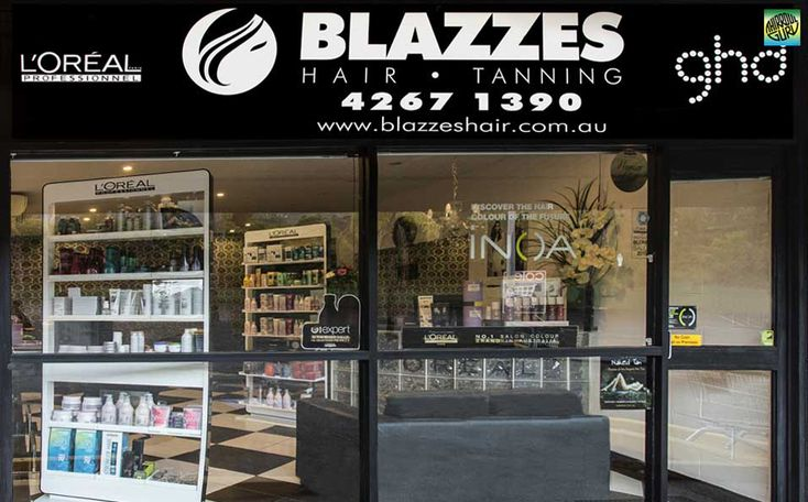 For over 25 years, Kathy & her team at Blazzes Hair & Tanning has been a sought-after salon for locals and visitors alike. With a friendly team of experienced professionals, Blazzes Hair & Tanning prides itself on excellence and quality in hair treatments.