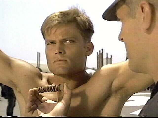 Casper Van Dien, my favorite Citizen.  Would you like to know more?