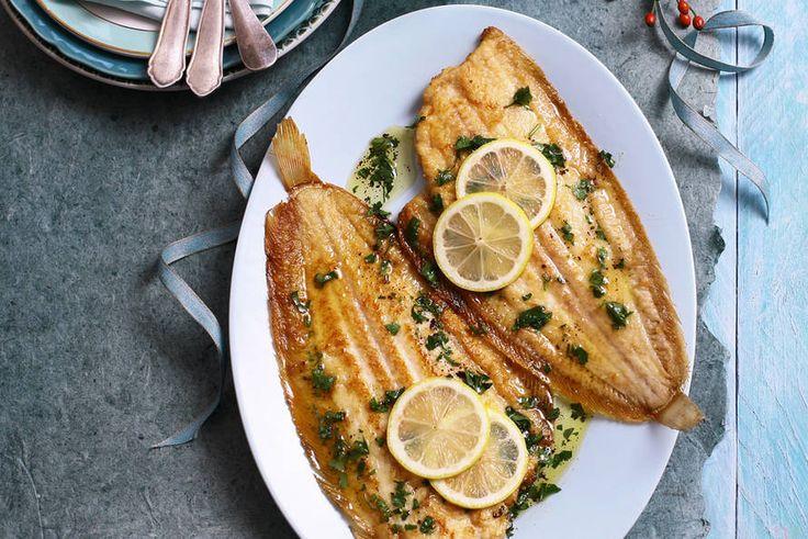 Een mooi visje - Recept - Allerhande