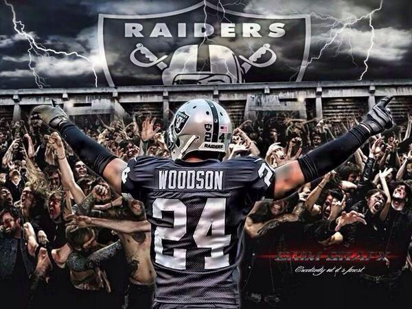 Oakland Raiders Rod Woodson