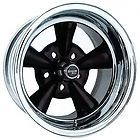 """U.S. Wheel 48 Series Supreme Black Steel Wheels 15""""x7"""" 5x5"""" BC Set of 2 - http://awesomeauctions.net/wheels-rims/u-s-wheel-48-series-supreme-black-steel-wheels-15x7-5x5-bc-set-of-2/"""