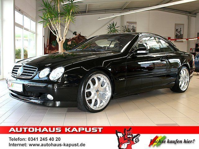 Mercedes-Benz CL 600 Brabus V12, Liebhaberfahrzeug !: 14.900€ - Wöchentliche Videos über außergewöhnliche Automobile sowie Berichte von automobilen Veranstaltungen | Weekly videos about extraordinary cars as well as car-event coverage. http://youtube.com/steffeningwersen