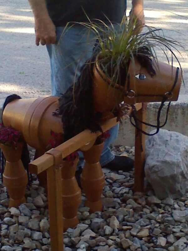 My first horse. M.M. Personal Creations / Happy Crafting ...