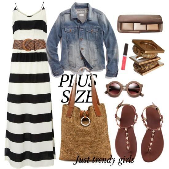 plus size maxi dresses- Clothes for curvy women