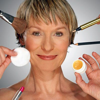 """One big mistake middle aged women make is """"not doing anything at all with their hair, makeup & clothing."""""""