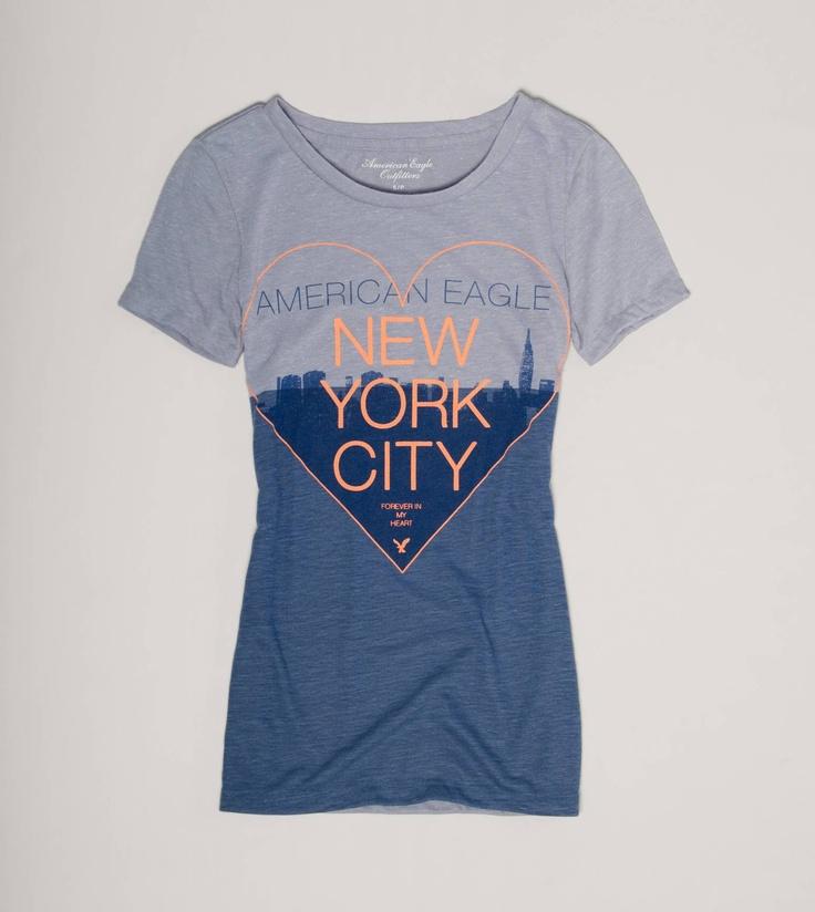 NYC shirt