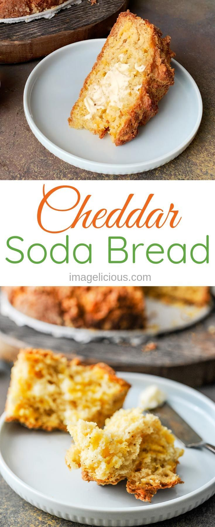 Cheddar Soda Bread Without Buttermilk Imagelicious Com Recipe Soda Bread Recipes Bread Recipes Homemade
