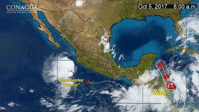 Periodismo sin Censura: Pronóstico Meteorológico General 05 de Octubre del...