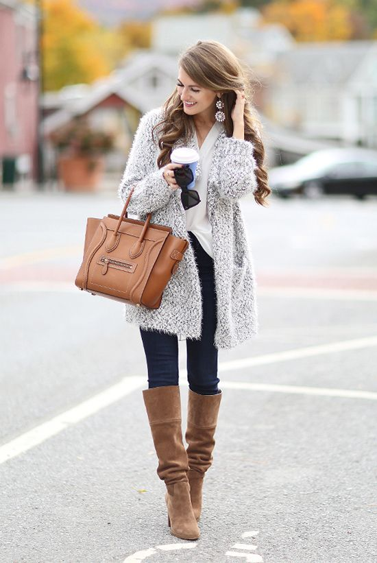 22 best images about Brown OTK boots on Pinterest | Casual winter ...