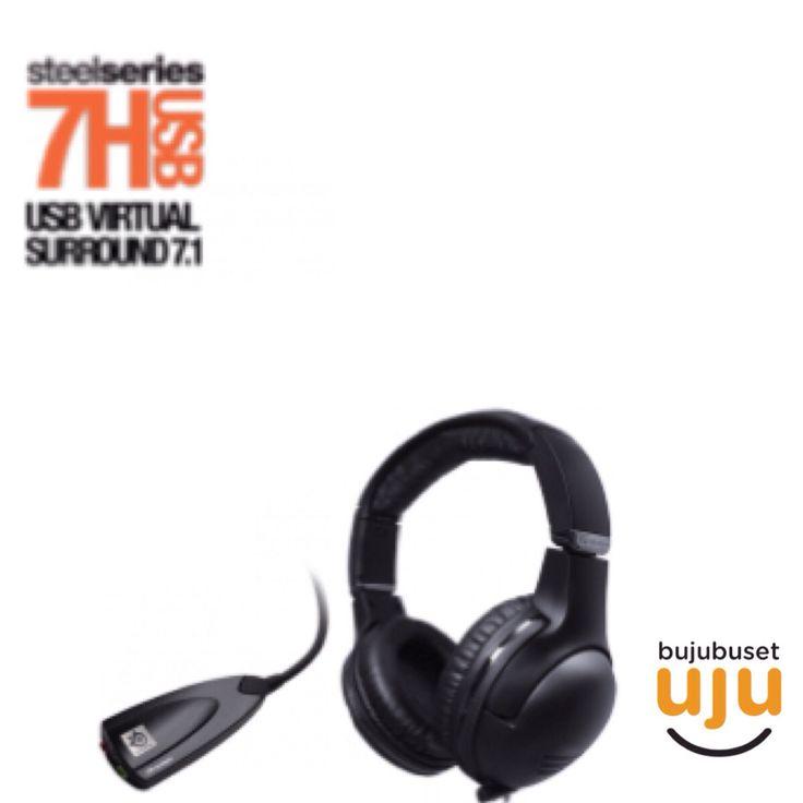 Steelseries - 7H USB  Panggil Bujubuset buat tau harganya.
