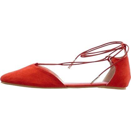 Met deze ballerina's aan je voeten als finishing touch voor je Koningsdaglook kun je de hele dag blijven dansen! http://stylefru.it/s974545
