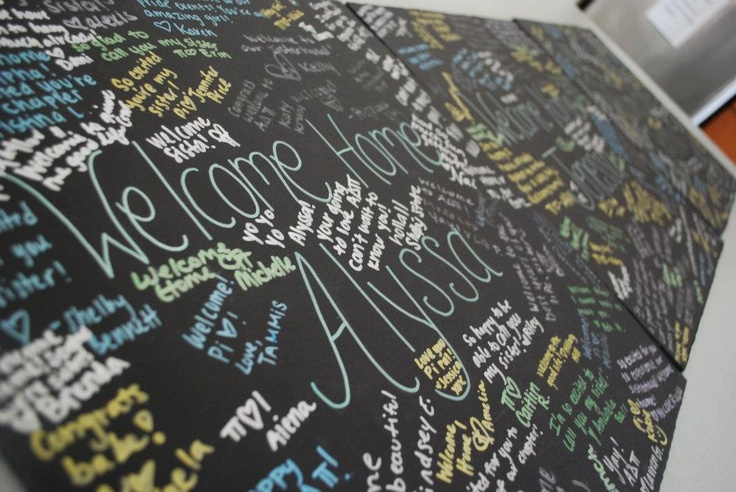 The 25 Best Welcome Home Posters Ideas On Pinterest Welcome Poster Home Decoration Images