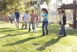 Outdoor Games for Teenagers to Play   LIVESTRONG.COM