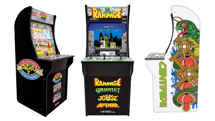 Get Your Own Retro Arcade for Just 199 Arcade