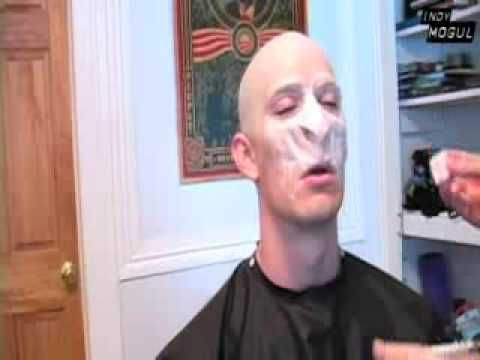 I'm dressing up my dad like this for Halloween this year. Make up and all. So exited.