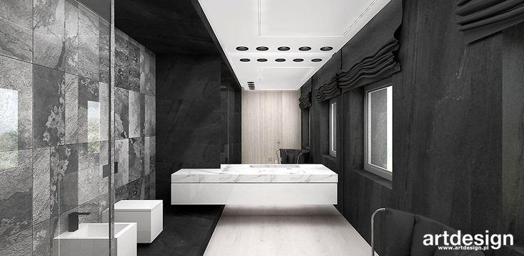 EASIER SAID THAN DONE   II   projekt łazienki