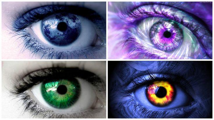 Стерео картинки. 3D - Картинки интересно и полезно для глаз.( Как открыть третий глаз. Обучение)