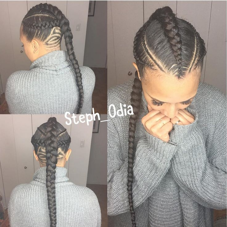 Best 25+ Scalp braids with weave ideas on Pinterest ...