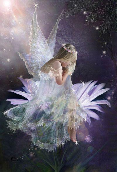 #faerie #magic #enchantment #fantasy #art
