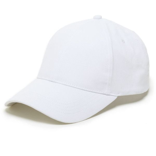 Sole Society Denim Baseball Cap With Faux Leather Tab (39 BRL) ❤ liked on Polyvore featuring accessories, hats, caps, headwear, white, baseball caps, white handkerchief, denim hat, adjustable baseball hats and adjustable hats
