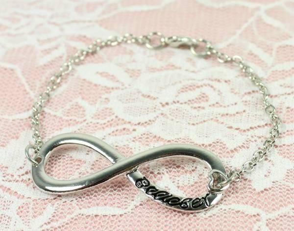 Infinite Belieber náramok / bracelet