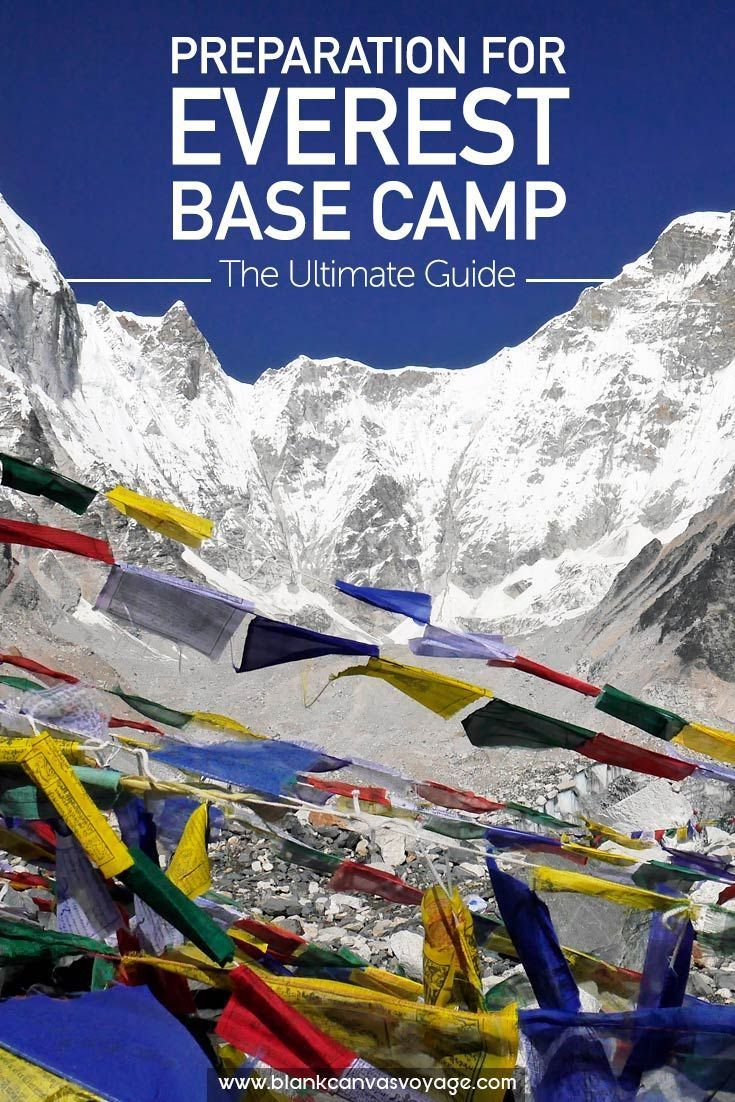 Our ULTIMATE GUIDE in how to prepare for Everest Base Camp will have you covered! And do you really need to be fit to trek to Everest Base Camp? Find out more!