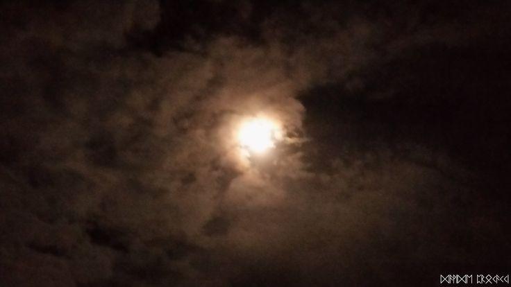 #Luna del #Lupo