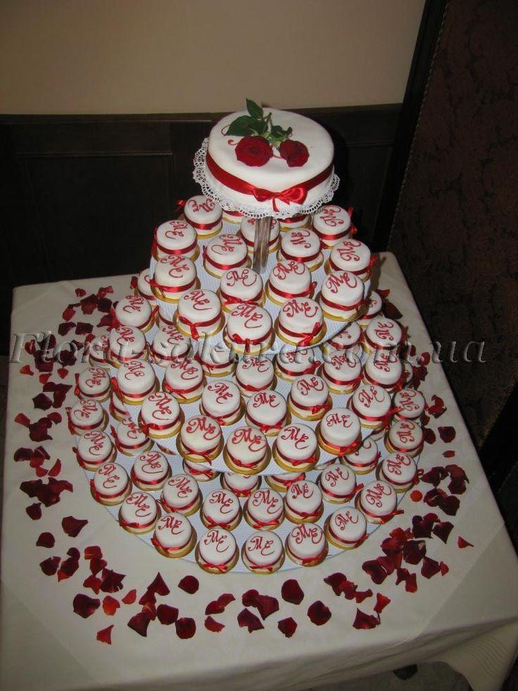 Цена и фото свадебных тортов в астане