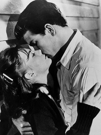 """""""Splendor In The Grass,"""" Natalie Wood & Warren Beatty. 1961/Warner Bros."""