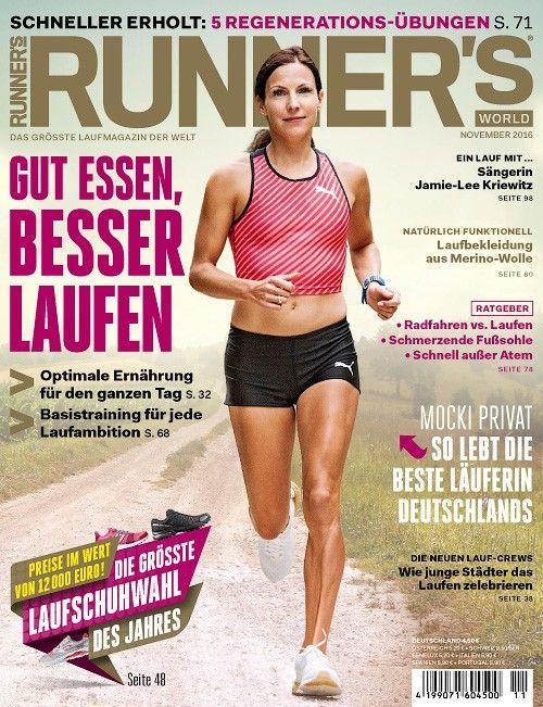 Runners World Germany - November 2016