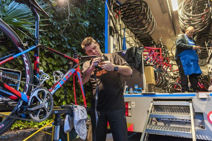 Team Wanty- Groupe Goberty C68 Litening Tecrübelerini Paylaştı | Bisiklet Blog