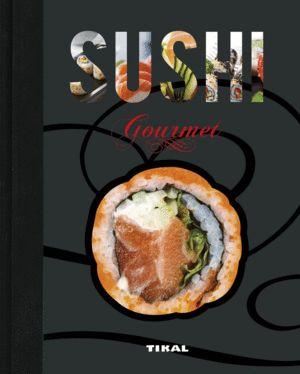 Suschi Gourmet . (3M/33518).  El sushi es un plato elegante y para paladares exigentes, abanderado de la cocina nipona, cuyos orígenes se remontan... #recetas #sushi #cociña #currunchotematico