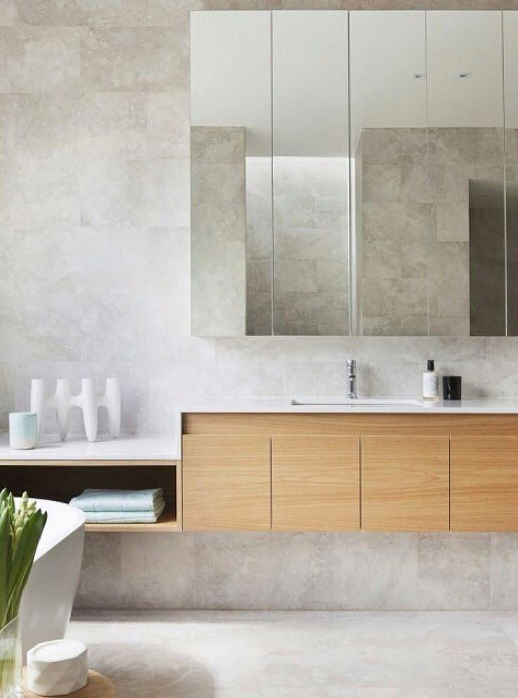 I think I'm just found my wish list bathroom tiles - Source: arkpad on Instagram