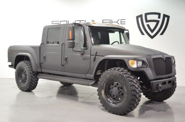 Lifted 4 Door Jeeps For Sale >> International Harvester MXT on ebay | Car and Driver | We ...