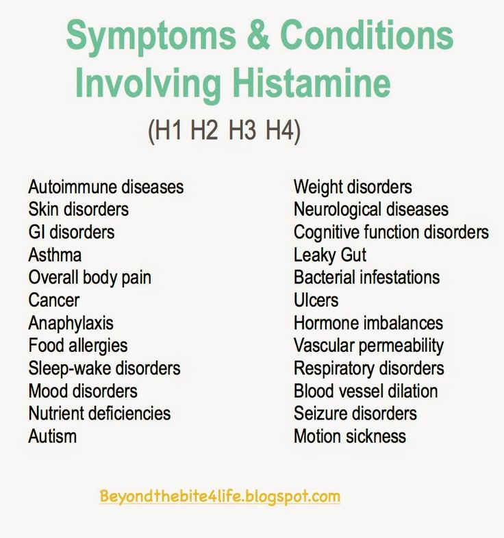 """Though the average person knows little about histamine besides the commonly prescribed """"antihistamine"""" for seasonal allergies, they can cause many serious issues in those with a comprom…"""
