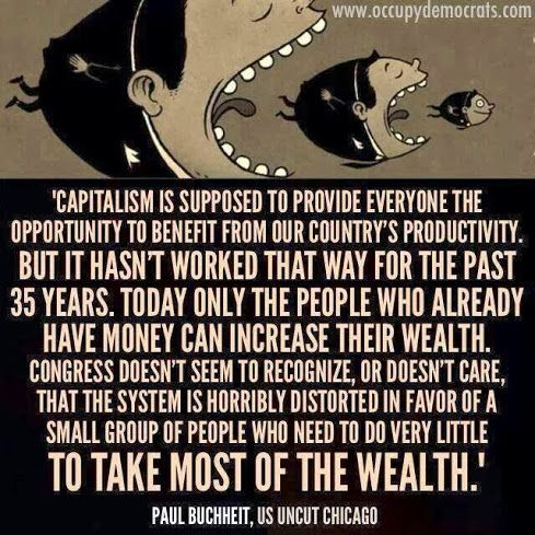 capitalism good or bad Capitalism is bad because, while constructive competition is good, modern  capitalism has turned into something horrible capitalism has come to mean.
