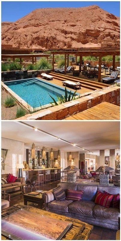 #Alto_Atacama_Desert_Lodge & #Spa - #San_Pedro_de_Atacama - #Chile http://en.directrooms.com/hotels/info/8-92-1568-299412/
