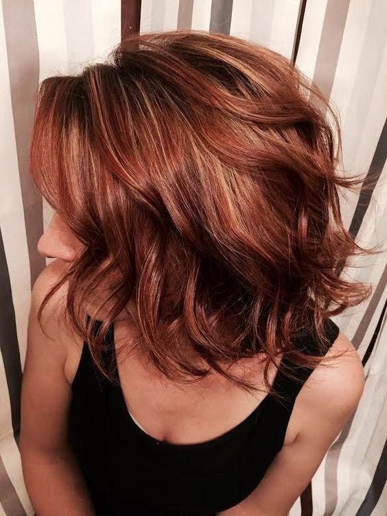 Best 25 hair color highlights ideas on pinterest fall hair 50 hair color highlights and lowlights for brunettes blonde caramel pmusecretfo Image collections