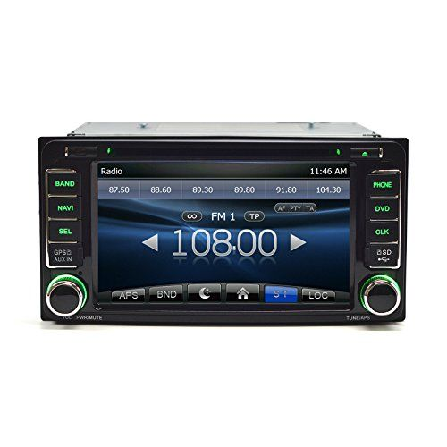 TOYOTA FJ CRUISER 2007-2011 K-SERIES MULTIMEDIA NAVIGATION SYSTEM