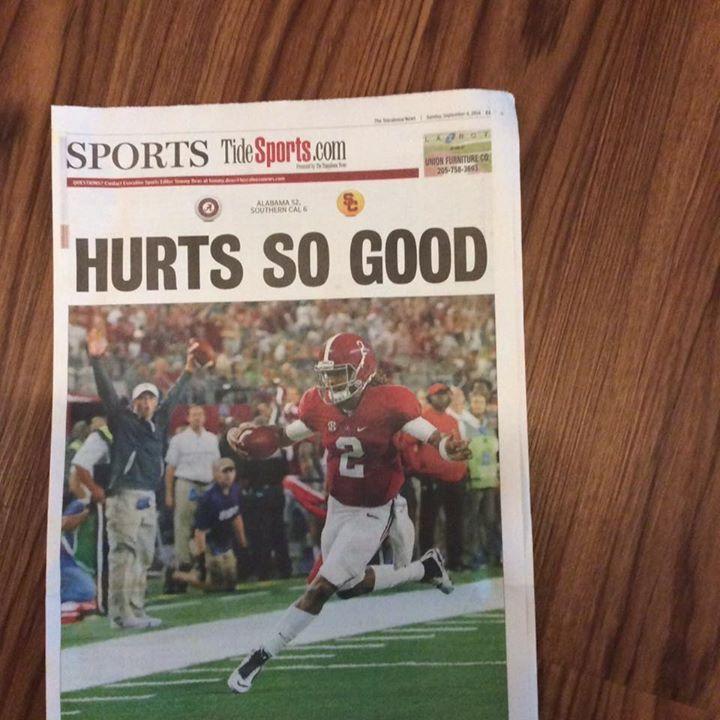 The Tuscaloosa news