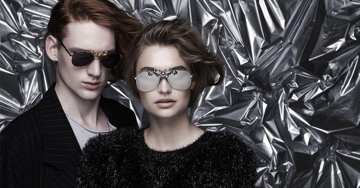 MOO Eyewear 2014 | sunglasses lookbook