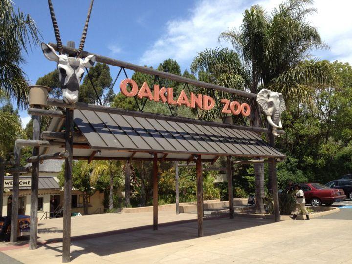 Oakland Zoo in Oakland, CA