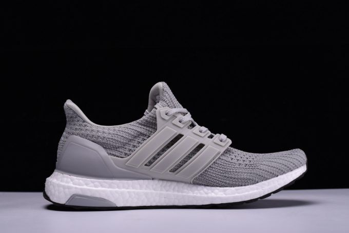 "Adidas Ultra Boost 4.0 ""Grey Two"" Core Black BB6167 For Sale"