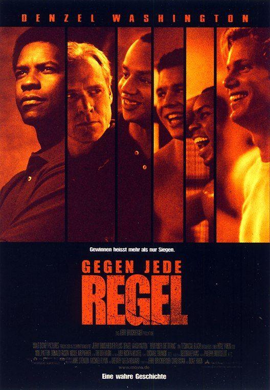Poster zum Film: Gegen jede Regel