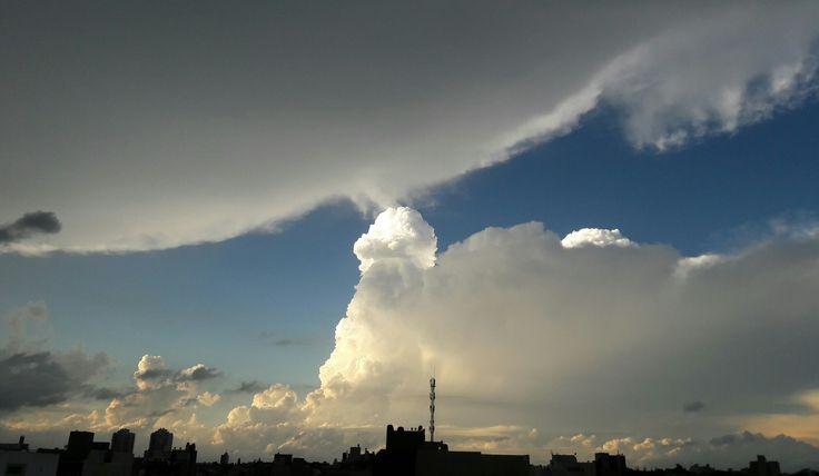 Nubes..el mundo es inmenso