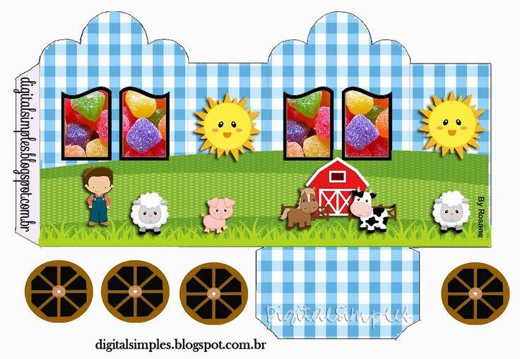 free-printables-princess-coach-box-010.jpg 960×664 píxeles