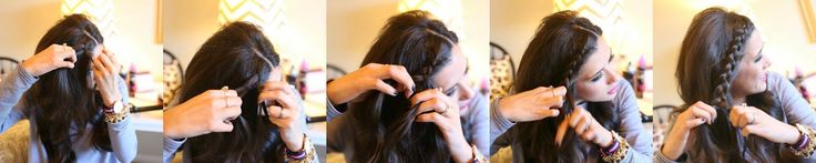 The Sweetest Thing: Hair Tutorial Inspired by MBFW SS15..