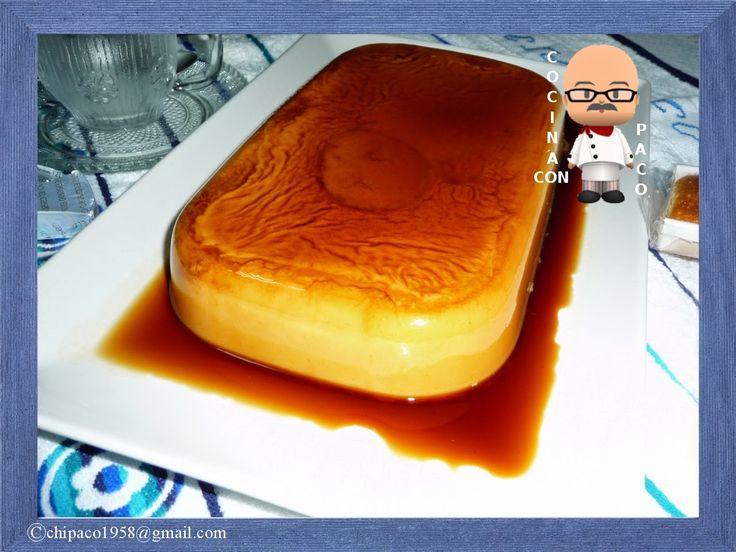 Cocina con Paco: Pastel fresco de sobaos y quesitos