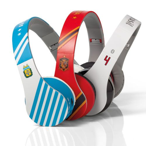 Get some street cred with these - Bluetooth Headsets.