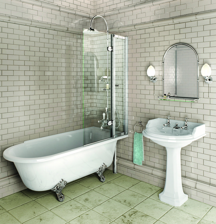 FREESTANDING BATHS - Tips & Advice on Choosing a New Bath #bathrooms